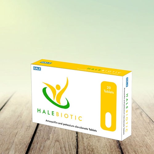 Halebiotic Tablets