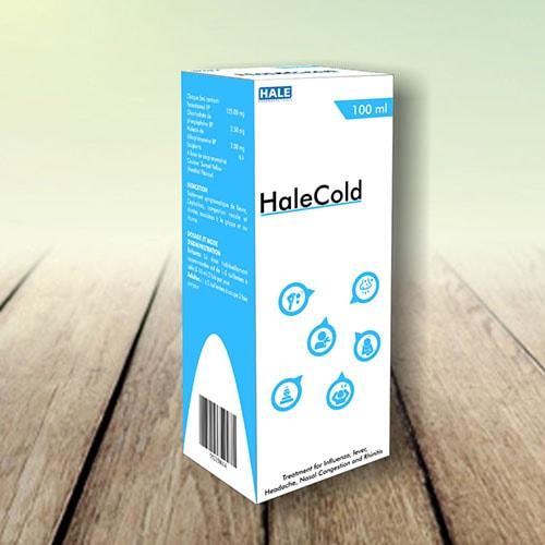 Halecold Syrup