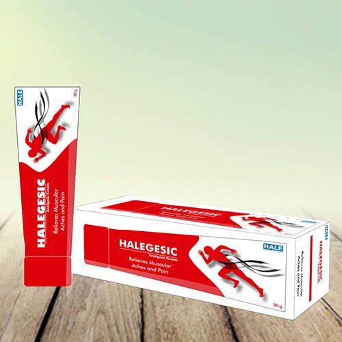 Halegesic Cream