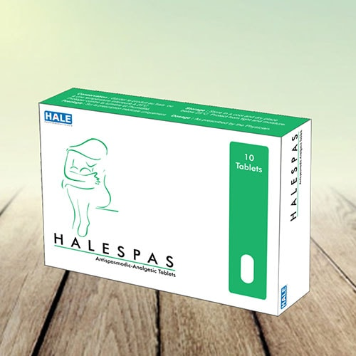 Halespas Tablets