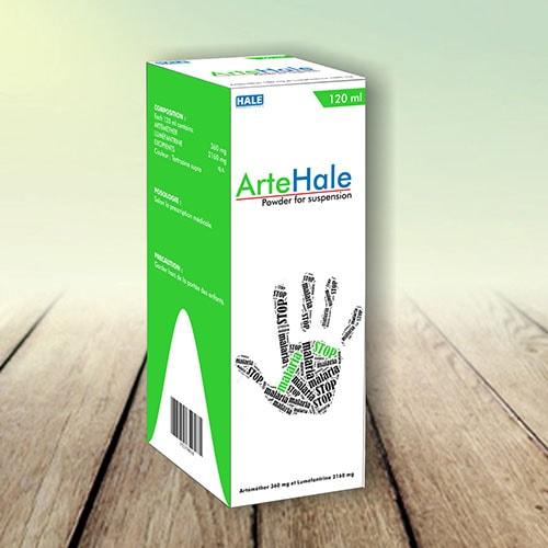 Artehale 120 ml
