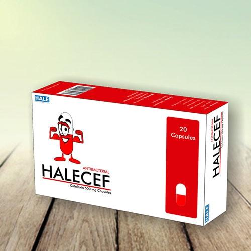 Halecef Capsules