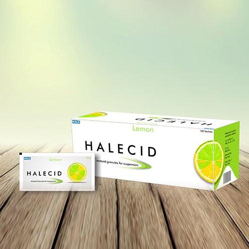 Halecid Sachets