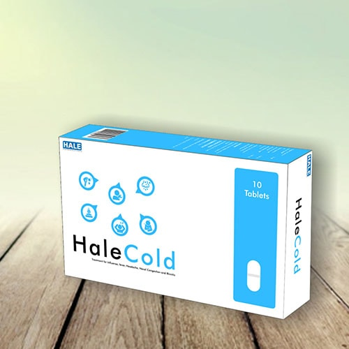 Halecold Tablets