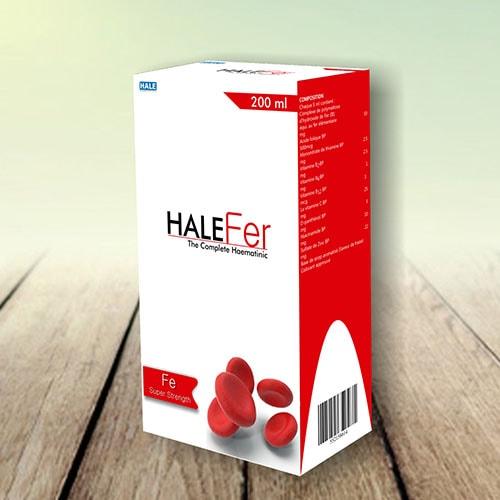 Halefer Syrup